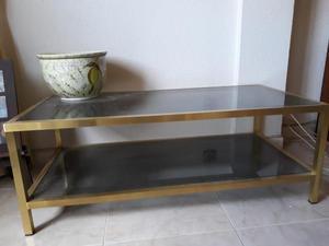 Mesa de cafe antigua, poco uso