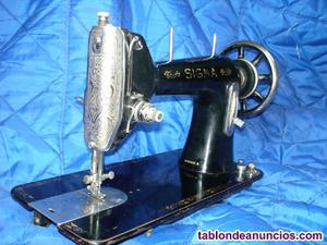 Se vende máquina de coser antigüa sigma