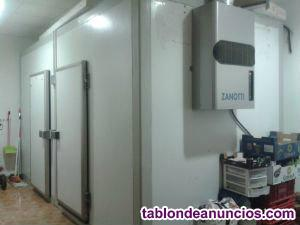 Se venden cámaras frigoríficas comerciales