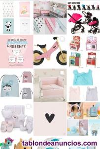 Tienda online infantil decoración, juguetes y regalos