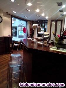 Traspaso cafeteria- bar de copas
