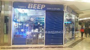 Traspaso tienda informatica beep € mes