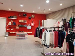 Urgente traspaso tienda de ropa
