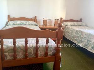 Vendo 2 camas 80x180cm de pino mazizo que pueden ser literas