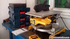 Vendo herramientas carpintería y mecánica.
