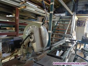 Vendo maquinaria taller
