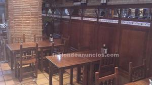 Venta / traspaso bar restaurante 130m² con terraza en avda.