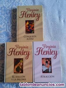 3 libros novela romántica