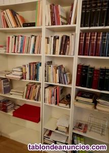 7 librerias billy y estanterías kallax