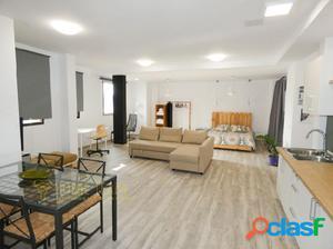 Amplio apartamento cerca de la playa