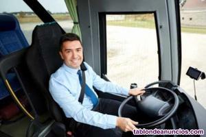 Conductor/a autobús