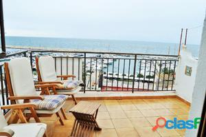 Fantástico apartamento en Moraira con junto al mar