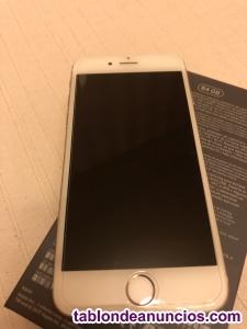 Iphone 6 buen estado 64gb oro con caratula