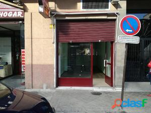 LOCAL COMERCIAL EN PLAZA DE TOROS/MATERNIDAD