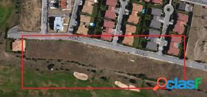 Parcelas en el Campo de golf de Villamayor.