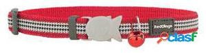 Red Dingo Collar para Gatos Fang it Rojo 300 GR