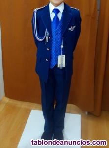 Se vende traje de comunión niño
