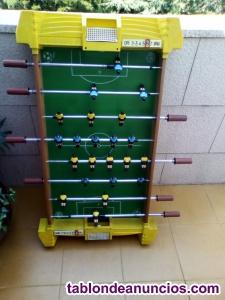 Vendo futbolin vintage  de rima