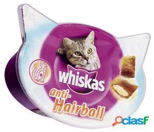 Whiskas Anti-Hairball Snacks para Gatos 8x60 GR