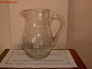 Antigua jarra de Agua