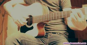 Clases de guitarra a domicilio pontevedra