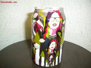 Coca Cola Light edición limitada para Portuga
