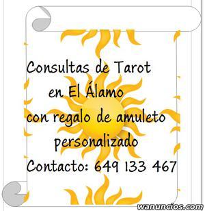 Consultas de Tarot en El Álamo (Madrid) - Madrid