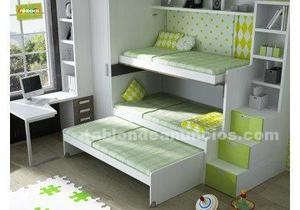 Moderno dormitorio juvenil en torrelodones