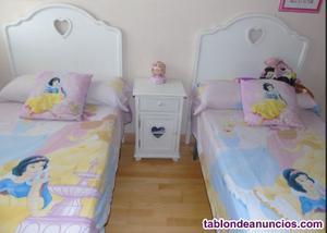 Oportunidad: dormitorio infantil de princesas