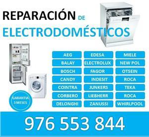 Servicio Técnico Candy Zaragoza Telf.