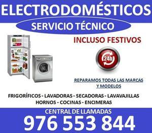 Servicio Técnico Edesa Zaragoza Telf.