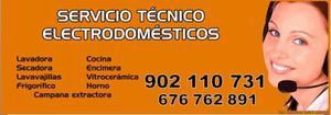 Servicio Técnico Electrolux Zaragoza Telf.