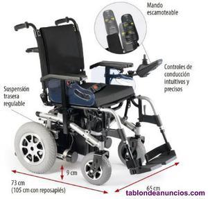 Silla de ruedas electrica r220l
