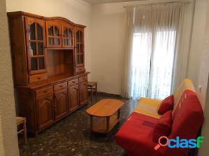 Apartamento de un dormitorio en la zona del Teatro Romea