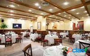Restaurante de 145 m2 casi listo para empezar a trabajar.