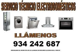 Servicio Técnico White-Westinghouse Mataró Tlf.