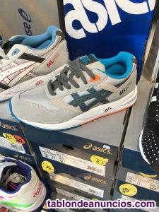 Zapatillas asics nuevas