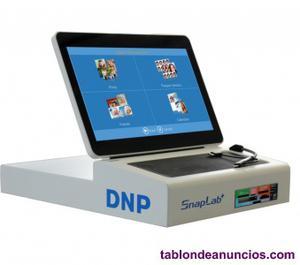 Dnp dt t6 mini terminal de impresion de fotografias