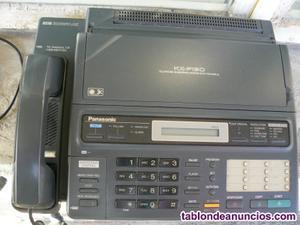 Panasonic kx-f130 contestador telefónico, facsimile y