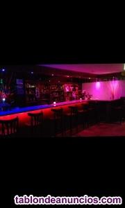 Traspaso bar de copas (club)