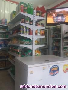 Traspaso tienda de alimentación