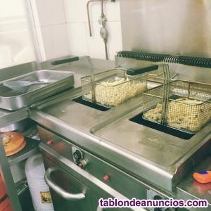 Urge traspaso asador pollos y comidas preparadas