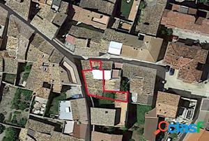 Dos casas de pueblo para reformar en Mendigorría