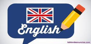 Clases de refuerzo de inglés