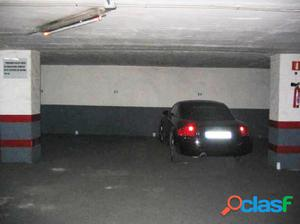 EL TERRENO - Plaza de aparcamiento en zona de El Terreno a