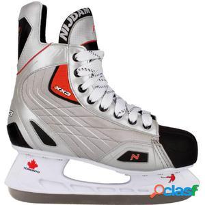 Nijdam Patines de hockey sobre hielo talla 38 poliéster