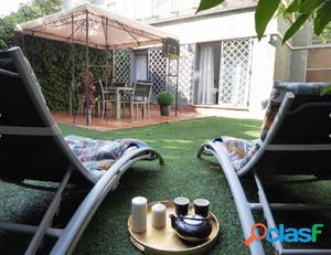 Piso con jardín en calle Pinar de San Jose, PAU de