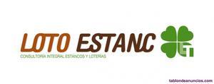 Venta administracion de loteria barcelona zona bon pastor