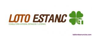 Venta administracion de loteria eixample dret barcelona