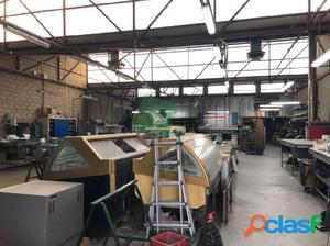 Venta de Nave Industrial en Getafe, en el Polígono